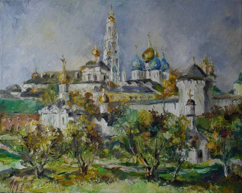 Irina Kruglova. Holy Trinity St. Sergius Lavra - photo 1