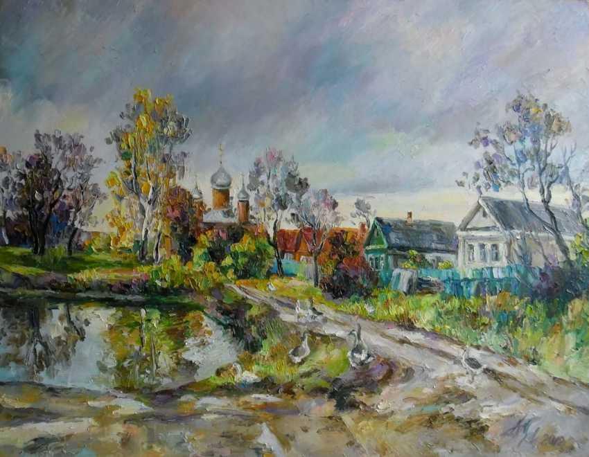 Irina Kruglova. The Village Of Sharapovo - photo 1
