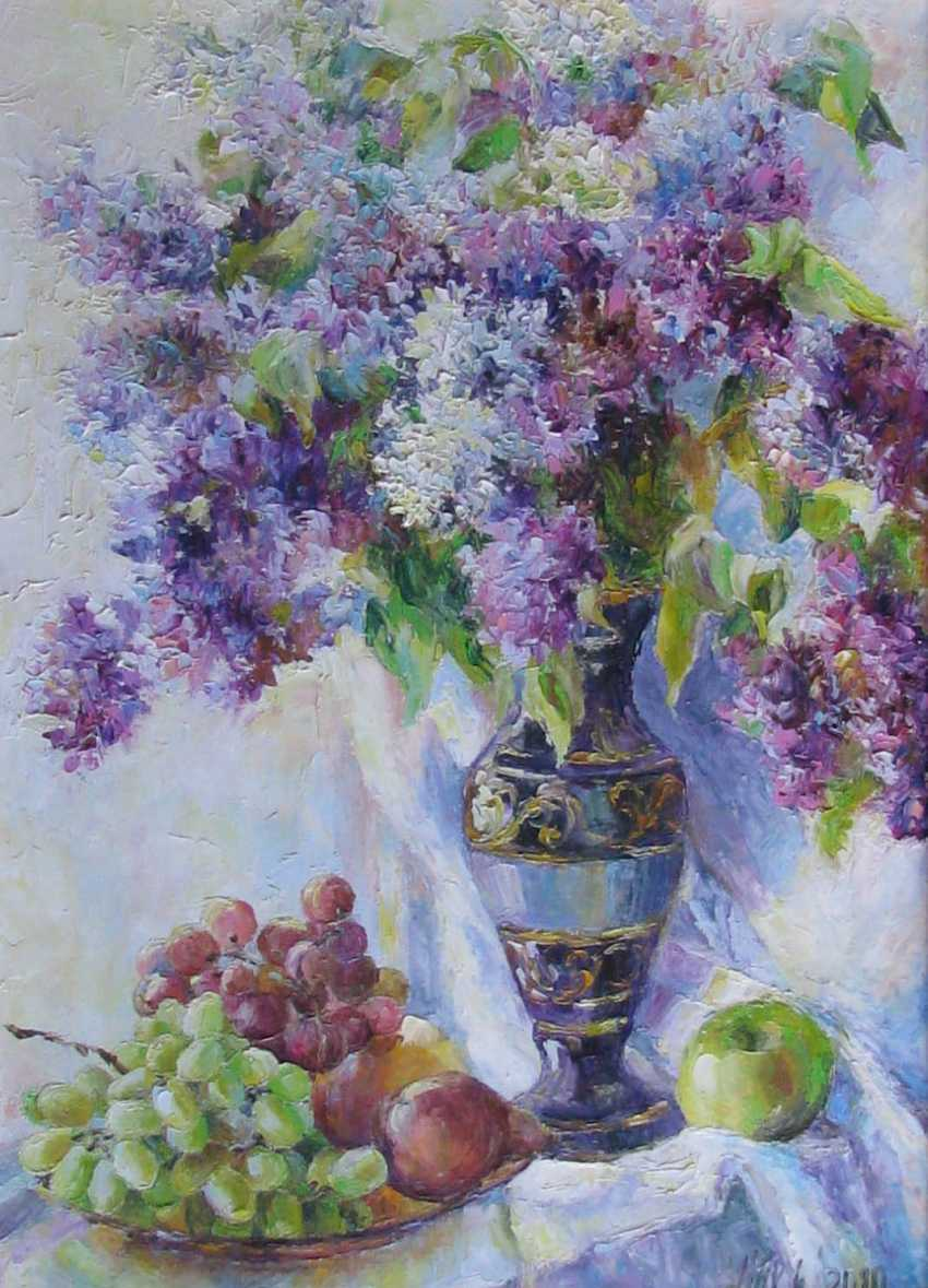 Irina Kruglova. Lilac fruit - photo 1