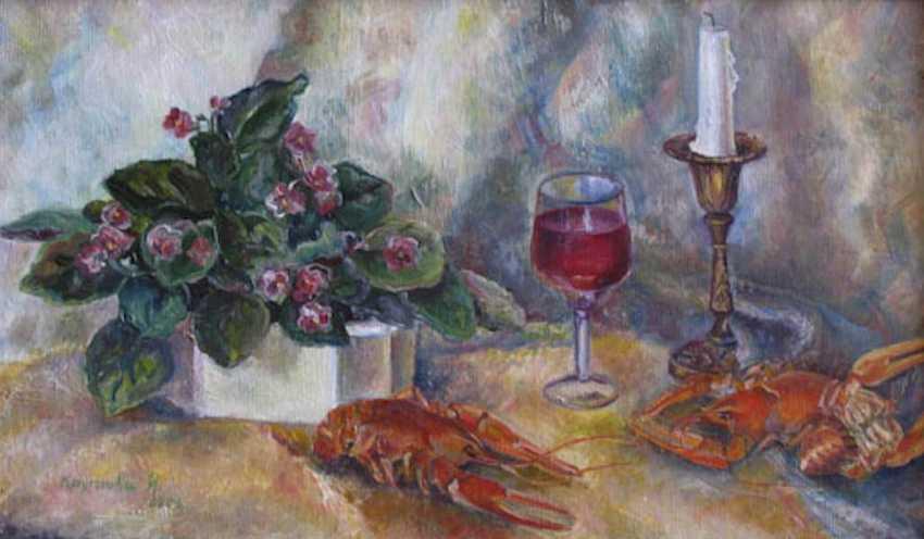 Irina Kruglova. Meal - photo 1