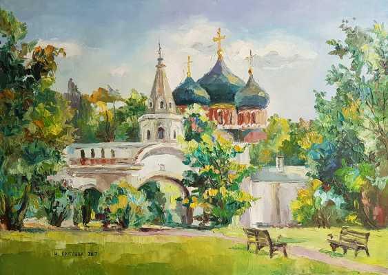 Irina Kruglova. Izmaylovo Estate - photo 1
