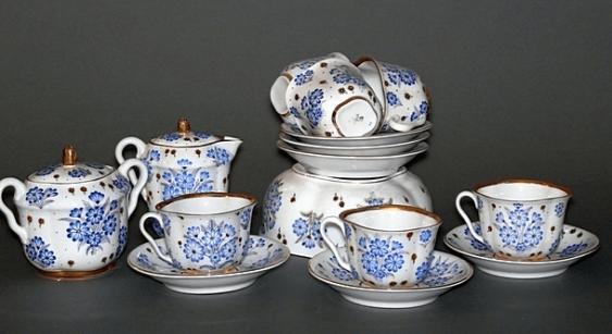 USSR, LFZ, the 1930 - ies, porcelain - photo 1