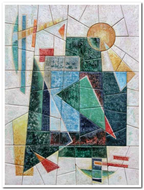 Ekaterina Dobrova. The memory of the Russian avant-garde 2 (part of triptych) - photo 1