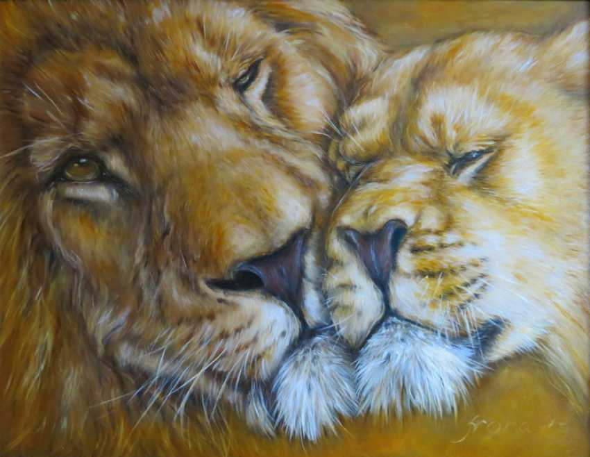 Eleonora Taranova. Lions' Tenderness - photo 1