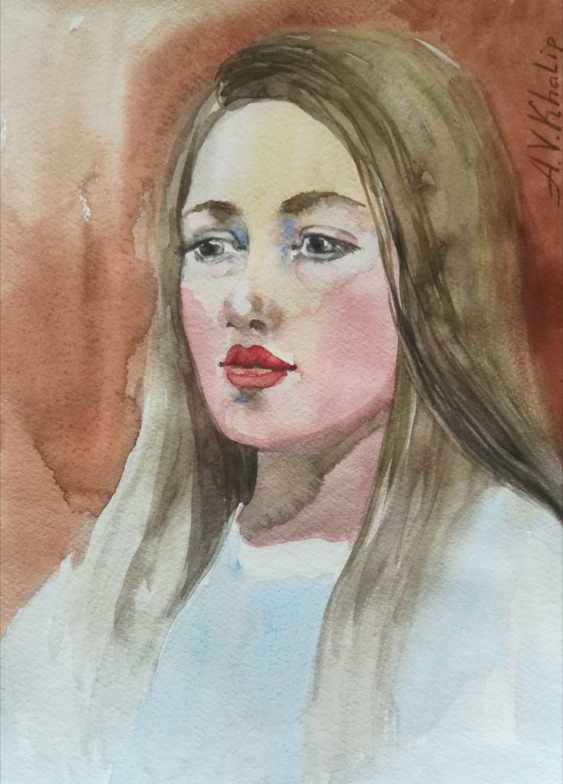 Anastasiia Khaliova. The image of a girl/The image of a girl - photo 1