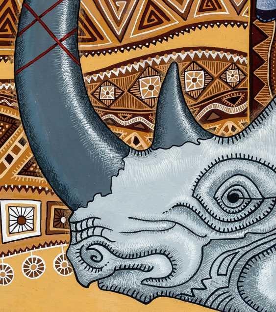 """Sviatlana Vetrava. """"Rhino"""" - photo 2"""