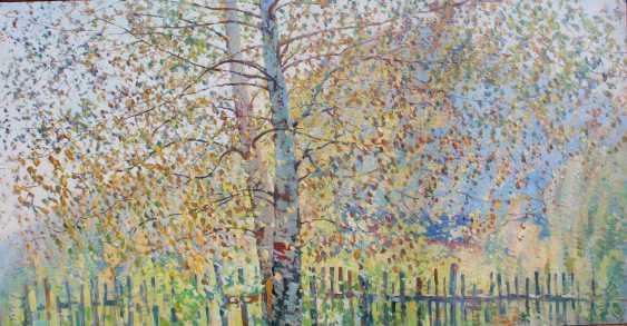 EVGENU BUCHNEV. The breath of autumn - photo 1