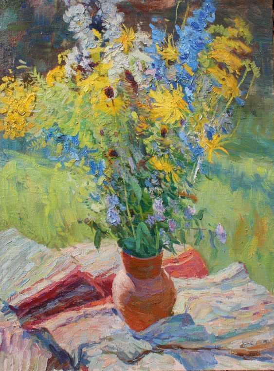 EVGENU BUCHNEV. Summer bouquet - photo 1