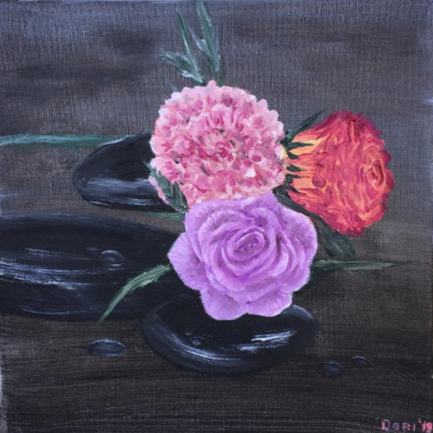 Dobrina Dimitrova. Roses - photo 1
