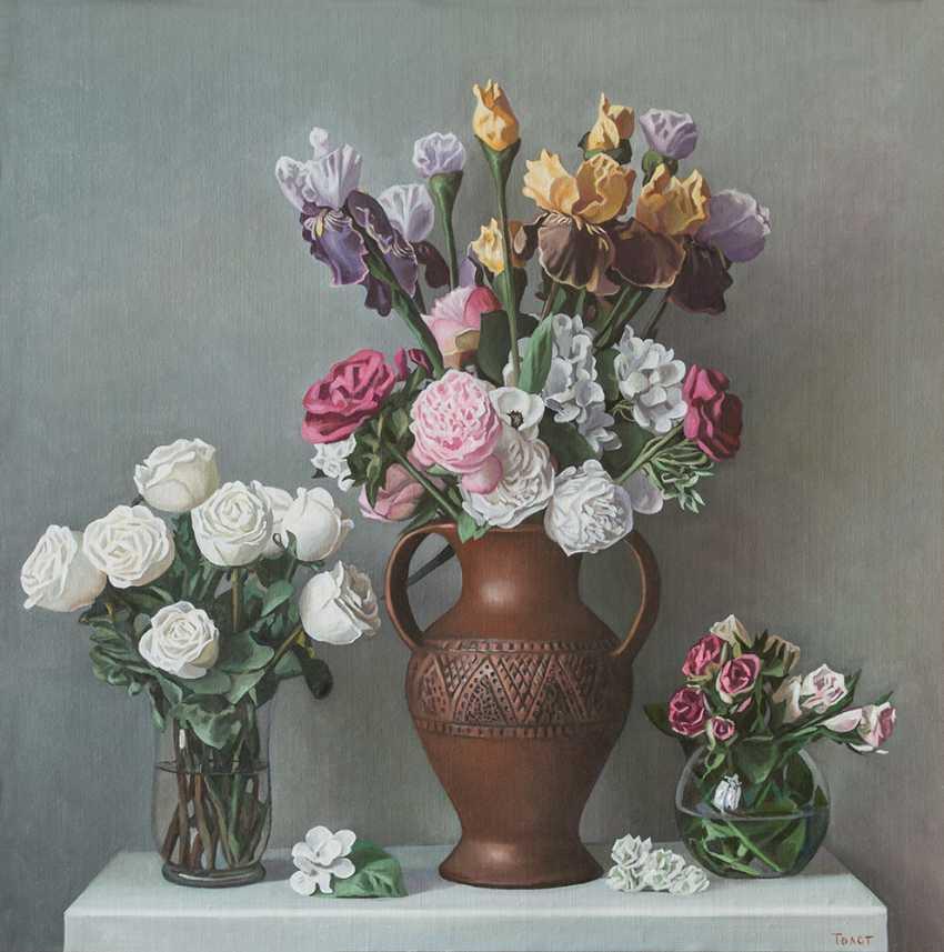 Alexander Tolstikov. Floral jam - photo 1