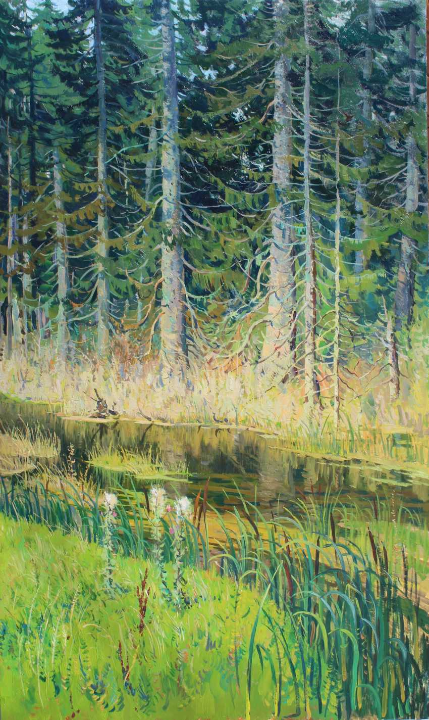EVGENU BUCHNEV. The last rays of the swamp. - photo 1