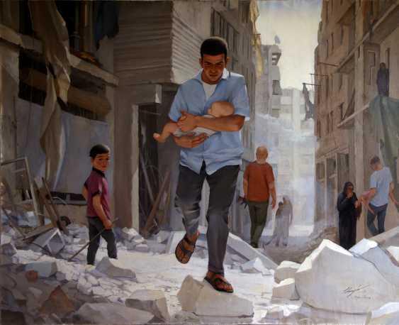 Elmar Magerram. Casualties of war - photo 1
