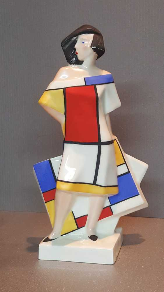 Alexander Iv Ivanov. Dress Mondrian - photo 1