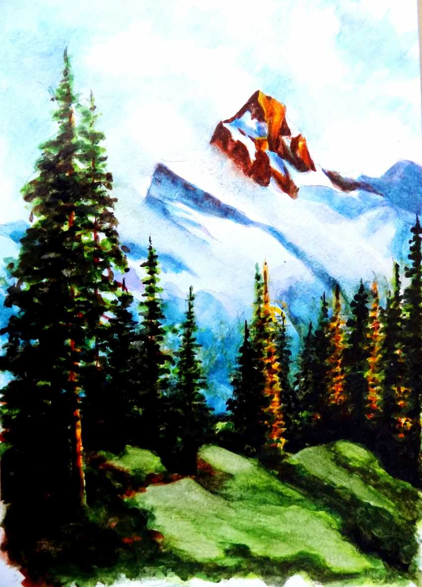 Alex Neint. Crimson peak - photo 1