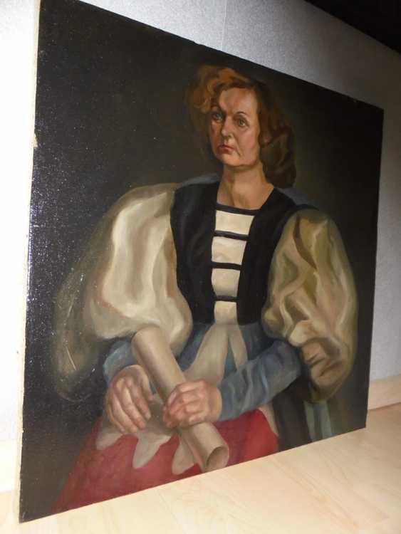 Andz'elika C'ibele. Portrait - photo 1