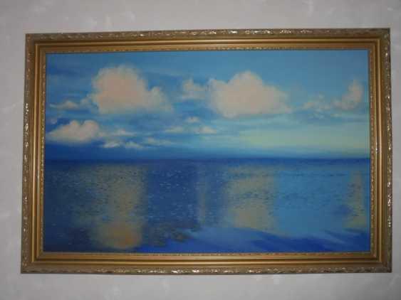 Andz'elika C'ibele. Baltic sea. - photo 1