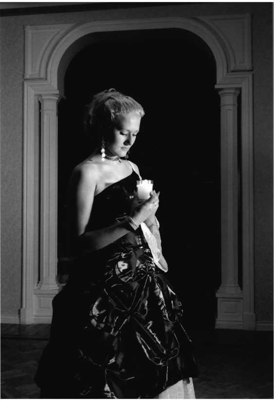 Andz'elika C'ibele. Portrait ( photo). - photo 1