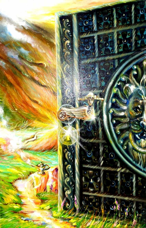 Anastasia Guryanova. The door of desires - photo 1
