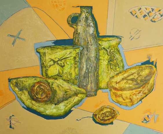 Sergii Paprotskyi. Still life with wine jug - photo 1