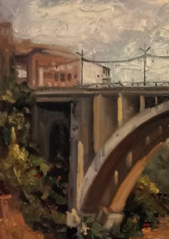 Areg Mirijanyan. Bridge in Yerevan - photo 3