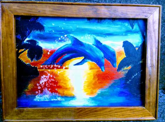 Danylo Rakovych. Dolphins love - photo 1