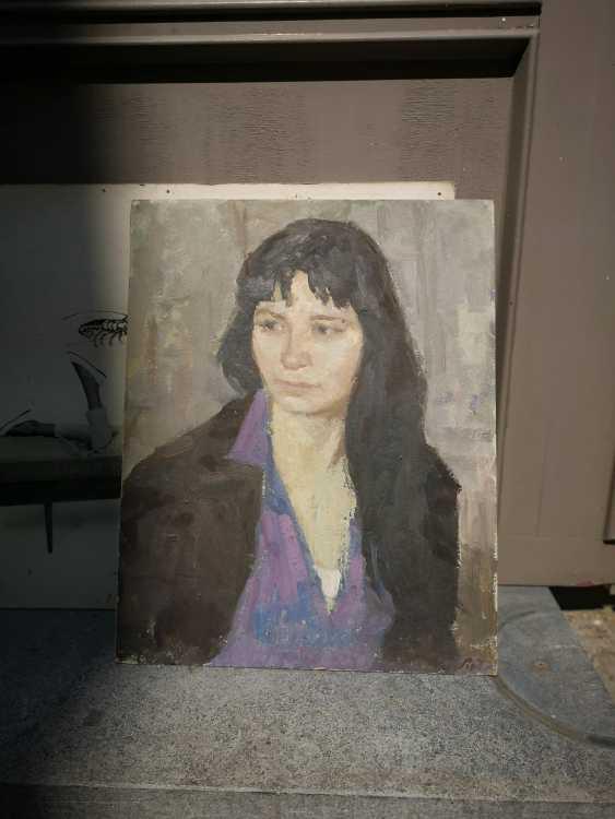 portrait Ani - photo 1