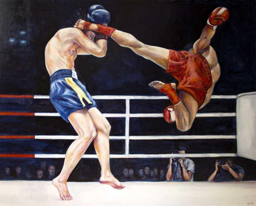 "Igor Komornyy. ""The fifth round"" - photo 3"
