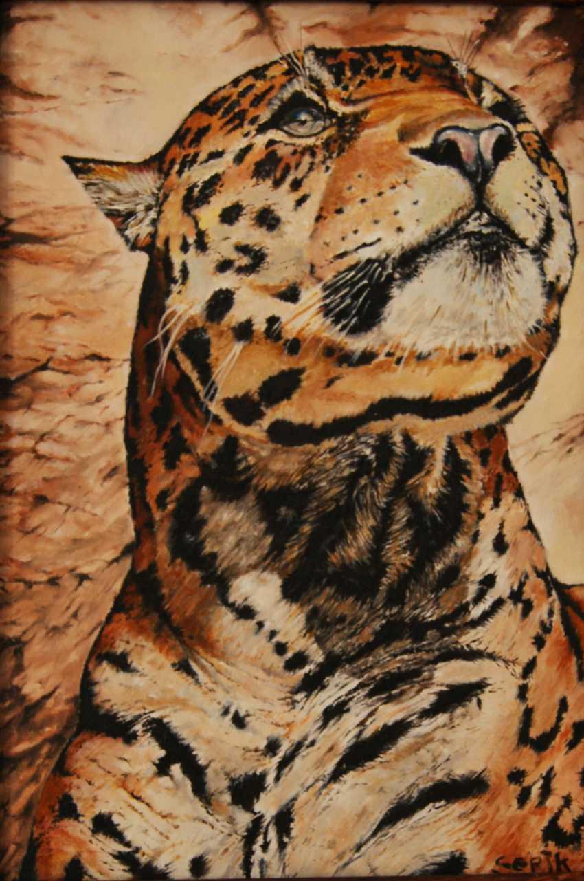 sergey kirillov. leopard - photo 1