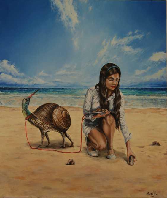 sergey kirillov. on the beach - photo 1