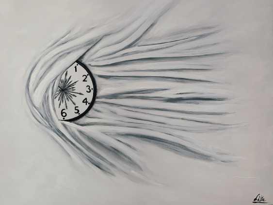 Yelyzaveta Cherednichenko. The impermanence of time - photo 1