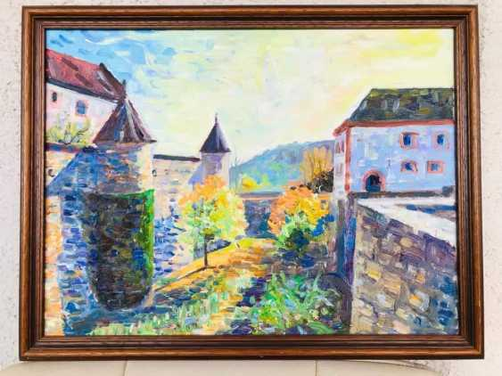 Ara Avetisyan. Spring in the fortress of Marienberg - photo 1