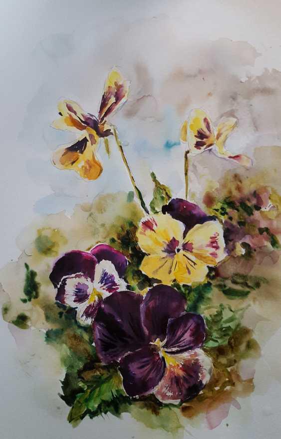 Nataliia Zhyzhko. My watercolors - photo 1