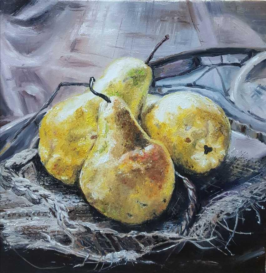 """Nataliia Zhyzhko. """"Pears"""" - photo 1"""