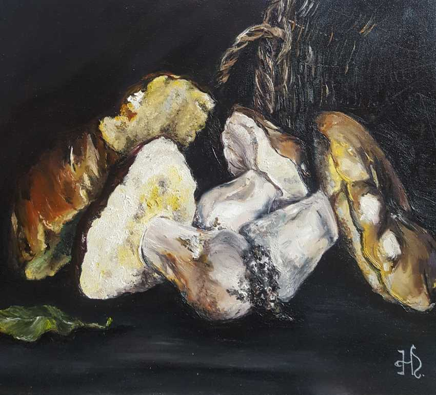 "Nataliia Zhyzhko. ""Mushrooms"" - photo 1"