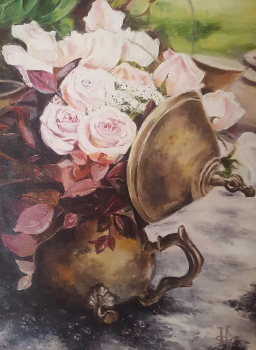 "Nataliia Zhyzhko. ""Roses from Aladdin"" - photo 1"
