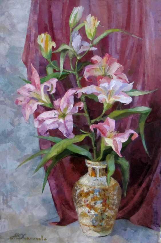 Anastasiia Khaliova. Lilies - photo 1