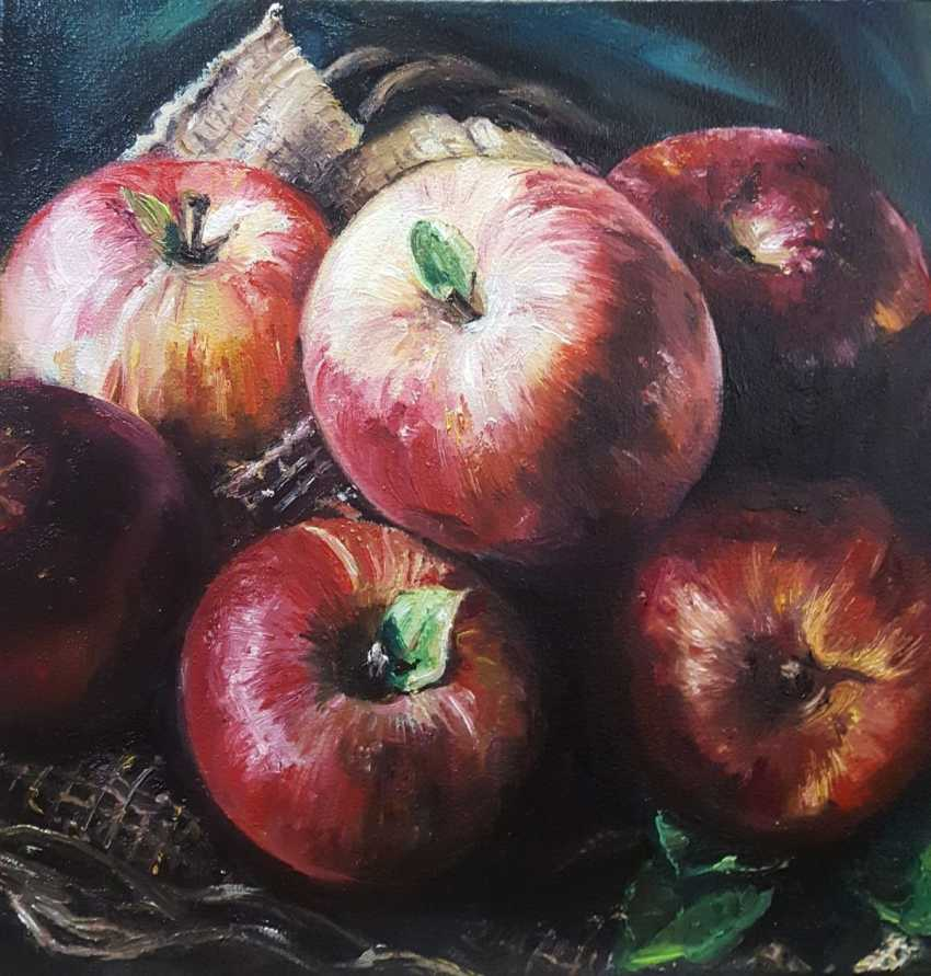 "Nataliia Zhyzhko. ""Apples"" - photo 1"