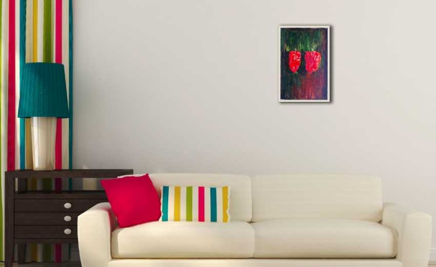Nataliia Bahatska. Two Red Peppers - photo 4