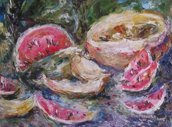 Svetlana Kruglov. Watermelon time - photo 1
