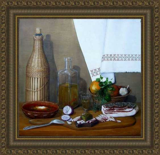 Nataliia Bahatska. Still life with the Hooch - photo 2
