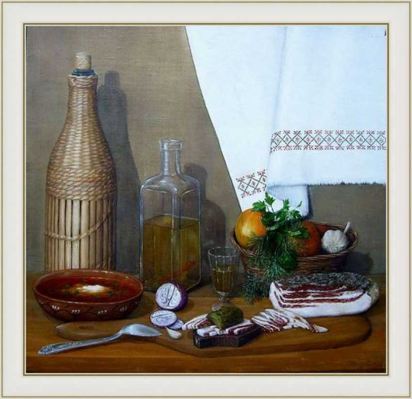 Nataliia Bahatska. Still life with the Hooch - photo 4