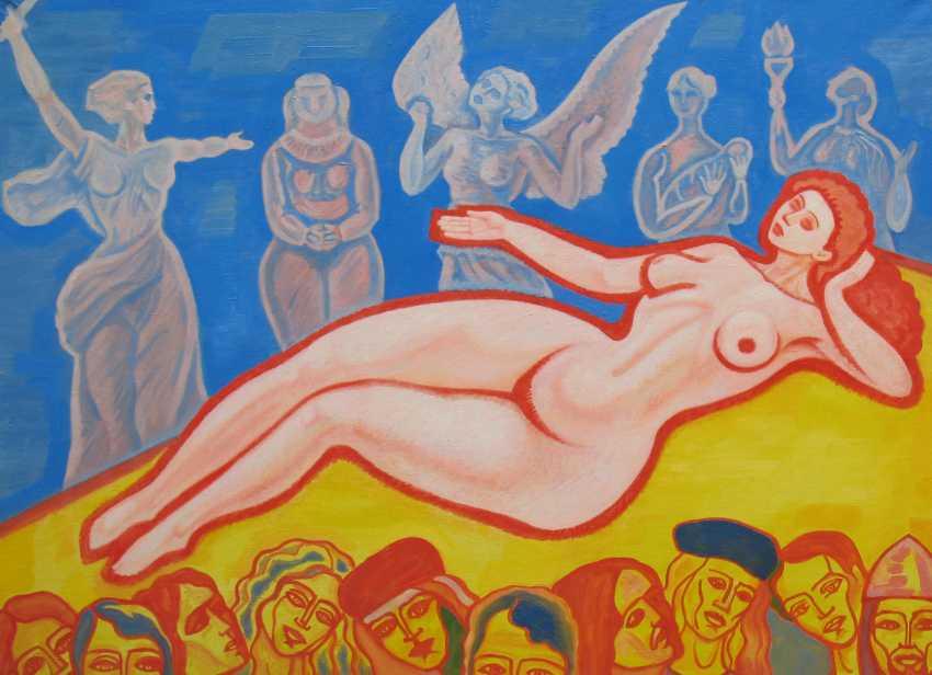 Sergey Borisov. Their Majesties woman! - photo 1
