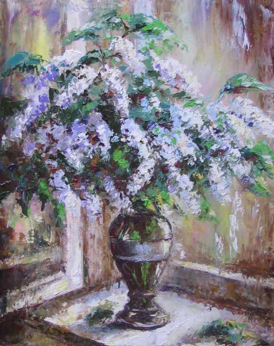 Svetlana Kruglov. White cherry - photo 1