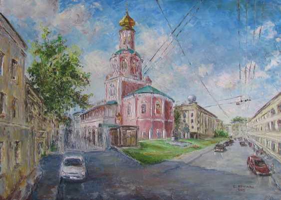 Svetlana Kruglov. Bogoyavlensky Kloster - Foto 1