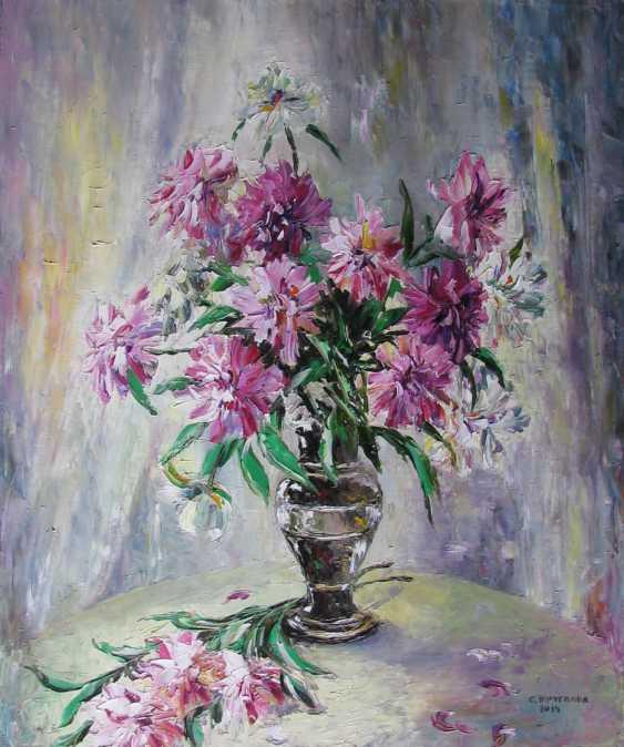 Svetlana Kruglov. Bouquet of peonies - photo 1