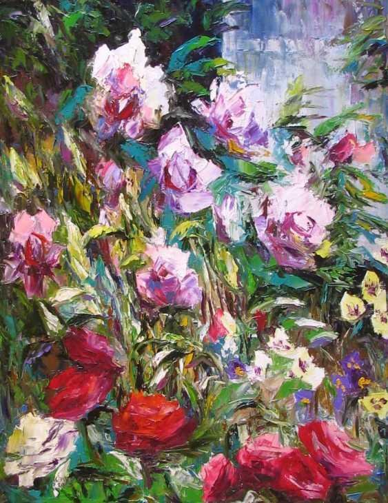 Svetlana Kruglov. In the garden - photo 1