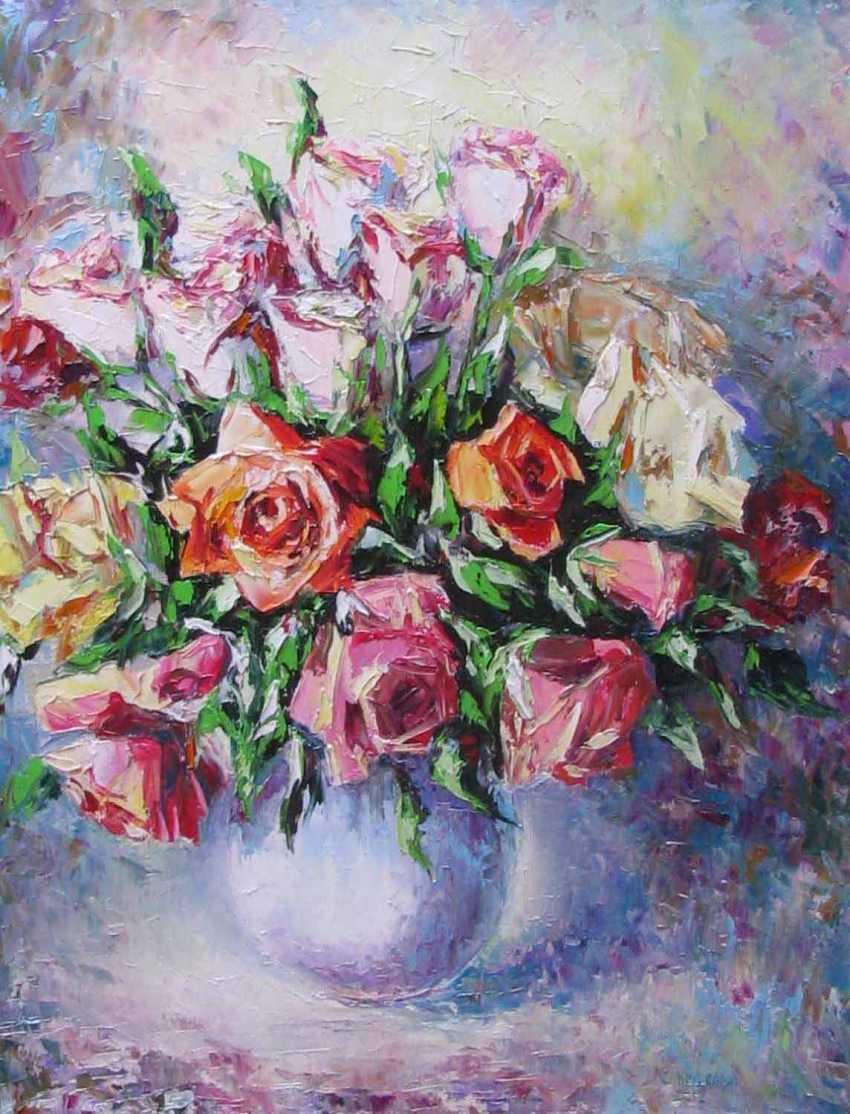 Svetlana Kruglov. Waltz of the roses - photo 1
