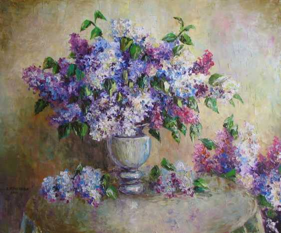 Svetlana Kruglov. Spring lilac - photo 1