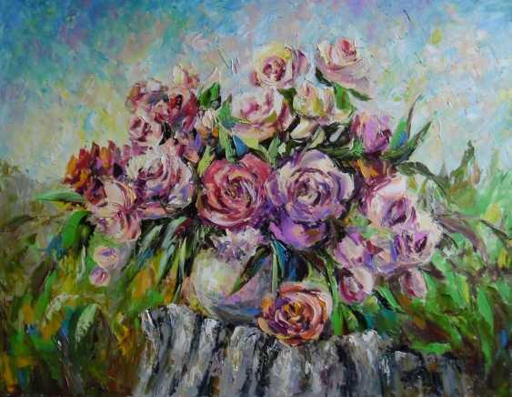 Svetlana Kruglov. Windy day, oil on canvas, 65 x 85 cm, 2013 - photo 1