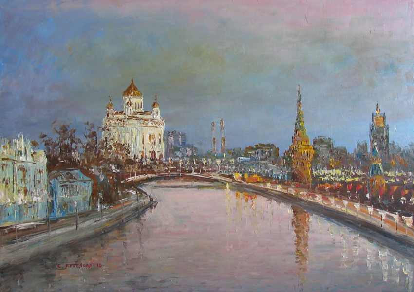 Svetlana Kruglov. Evening Moscow - photo 1